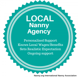 Top 4 Reasons Professional Nannies Work with a Local Nanny Agency