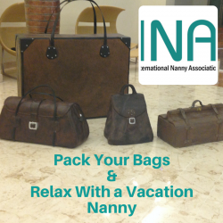 What to Expect from a Vacation Nanny